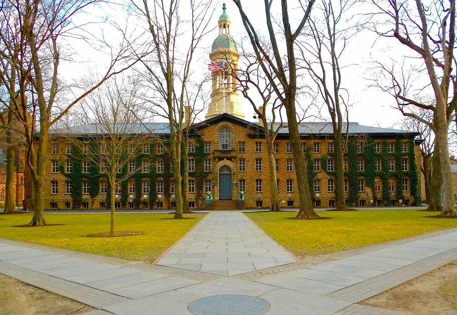 экскурсия из Нью-Йорка в Принстон 1