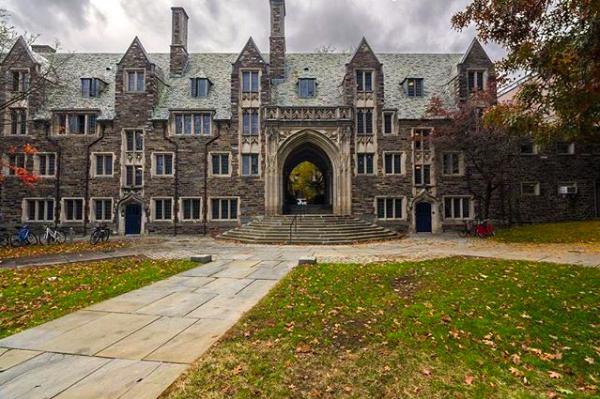экскурсия из Нью-Йорка в Принстон 8