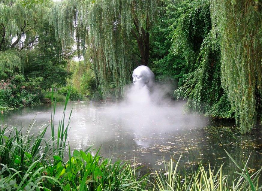 Сад Оживших Картин Ground For Sculpture - Экскурсия из Нью-Йорка 4