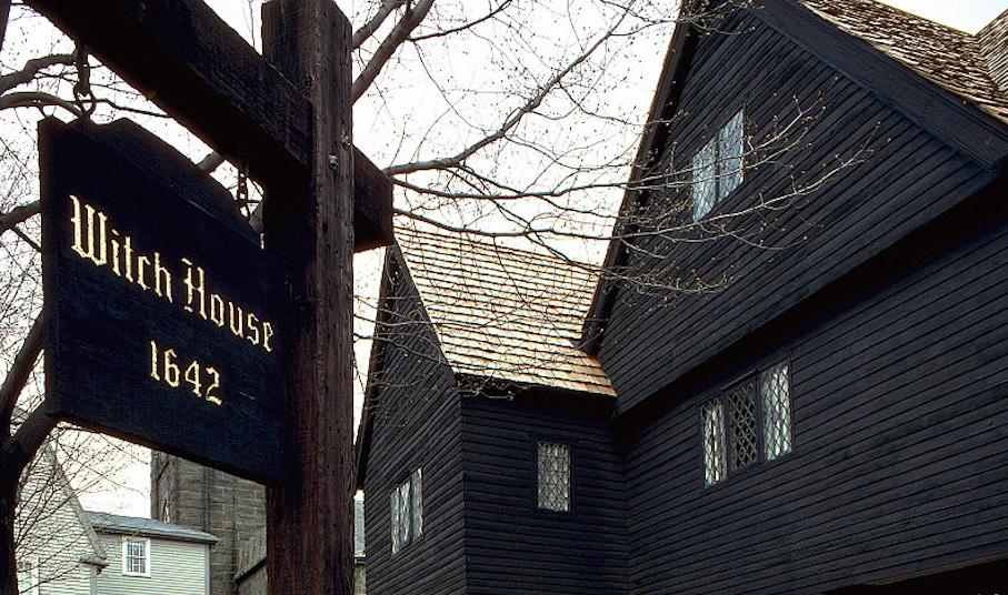 Экскурсия в Салем из Бостона 1