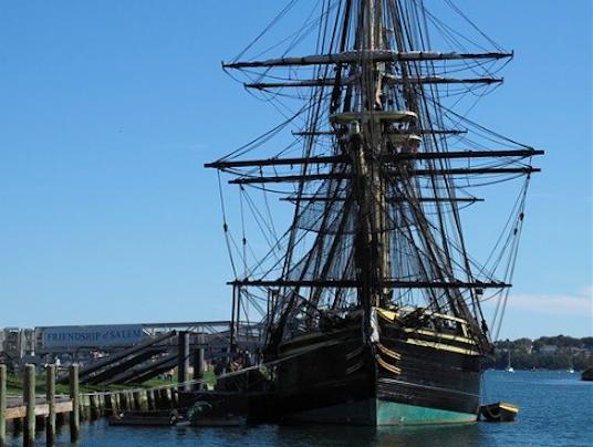 Экскурсия в Салем из Бостона 8