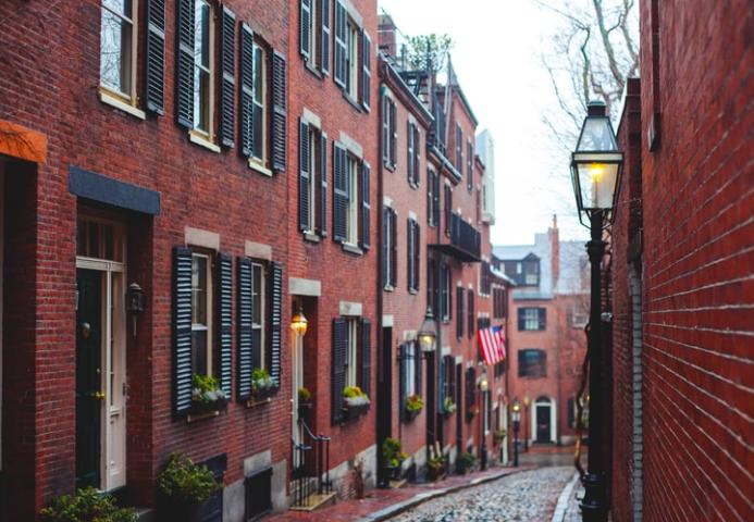 Экскурсия в Бостоне - 2
