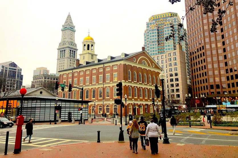 Экскурсия в Бостоне - 7