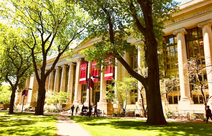 Гарвардский Университет 1